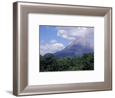 Arenal Volcano, Costa Rica-Bruce Clarke-Framed Photographic Print