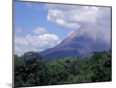 Arenal Volcano, Costa Rica-Bruce Clarke-Mounted Photographic Print