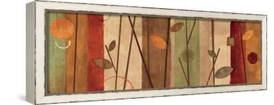 Modern Forest Natural-Veronique Charron-Framed Stretched Canvas Print