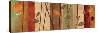 Modern Forest Natural-Veronique Charron-Stretched Canvas Print