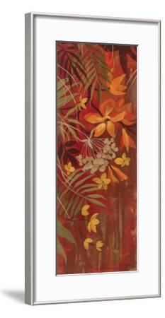 Exotic Flowers I-Silvia Vassileva-Framed Art Print