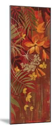 Exotic Flowers I-Silvia Vassileva-Mounted Art Print