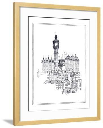 Big Ben-Avery Tillmon-Framed Premium Giclee Print