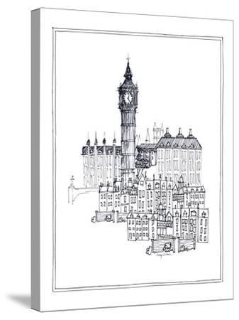 Big Ben-Avery Tillmon-Stretched Canvas Print