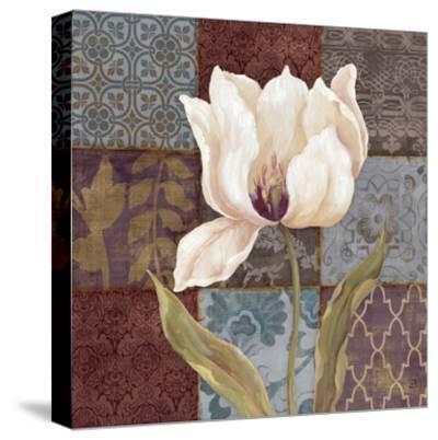 Mosaique II-Daphne Brissonnet-Stretched Canvas Print