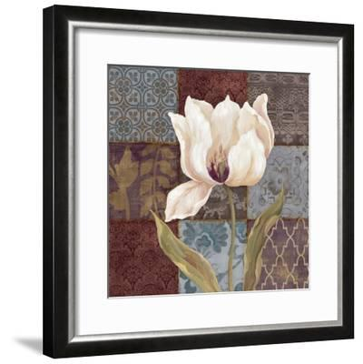 Mosaique II-Daphne Brissonnet-Framed Art Print