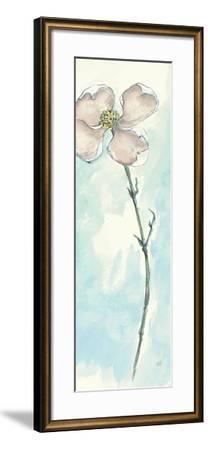 Solitary Dogwood III-Chris Paschke-Framed Premium Giclee Print