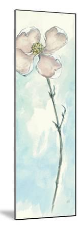 Solitary Dogwood III-Chris Paschke-Mounted Premium Giclee Print