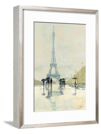 April in Paris-Avery Tillmon-Framed Art Print