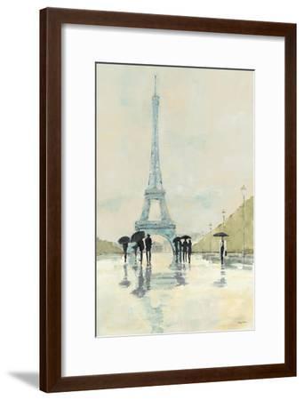 April in Paris-Avery Tillmon-Framed Art Print