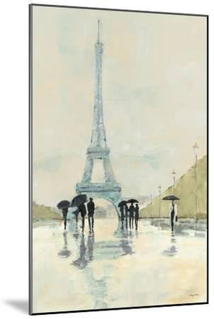 April in Paris-Avery Tillmon-Mounted Art Print