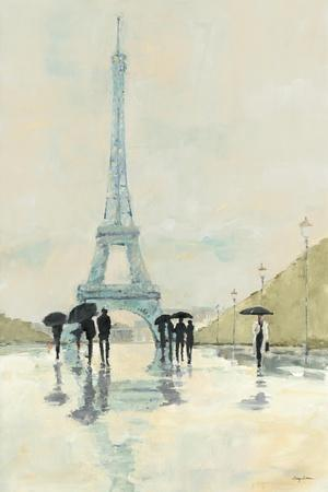 April in Paris-Avery Tillmon-Stretched Canvas Print