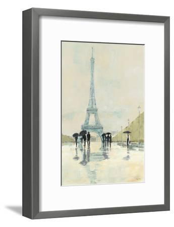 April in Paris-Avery Tillmon-Framed Premium Giclee Print