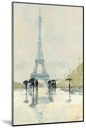 April in Paris-Avery Tillmon-Mounted Premium Giclee Print