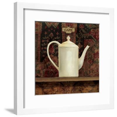 Ornamental Teapot I-Avery Tillmon-Framed Art Print
