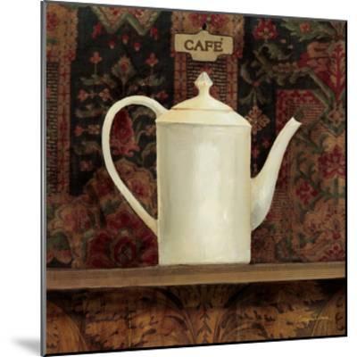 Ornamental Teapot I-Avery Tillmon-Mounted Art Print