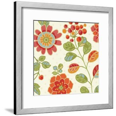 Summer Palette I-Lisa Audit-Framed Art Print
