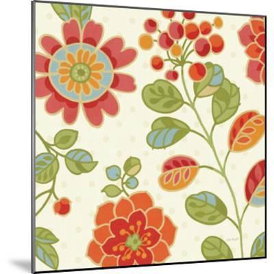 Summer Palette I-Lisa Audit-Mounted Art Print