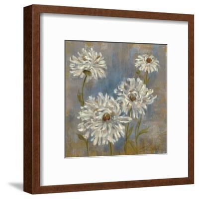 Flowers in Morning Dew II-Silvia Vassileva-Framed Art Print