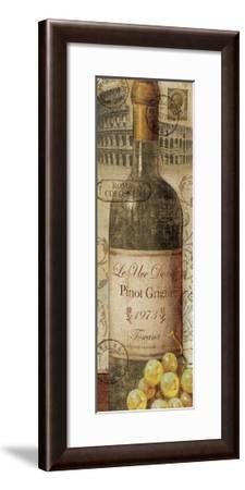 European Wines I--Framed Premium Giclee Print