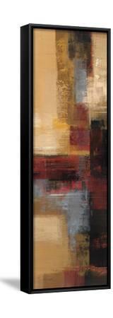 Fast Lane Panel II--Framed Stretched Canvas Print