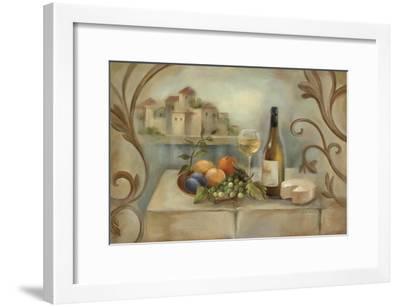 Vino Blanco-Silvia Vassileva-Framed Art Print