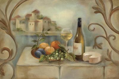 Vino Blanco-Silvia Vassileva-Stretched Canvas Print