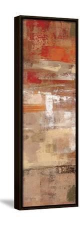 Flamenco Steps Panel II-Silvia Vassileva-Framed Stretched Canvas Print