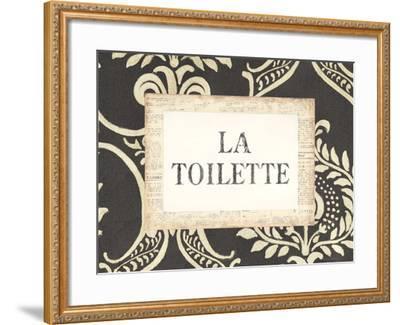 La Toilette-Emily Adams-Framed Premium Giclee Print