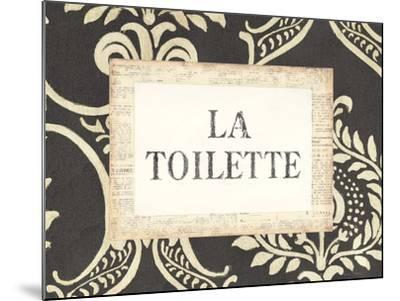 La Toilette-Emily Adams-Mounted Premium Giclee Print