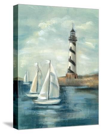 Northeastern Breeze II--Stretched Canvas Print