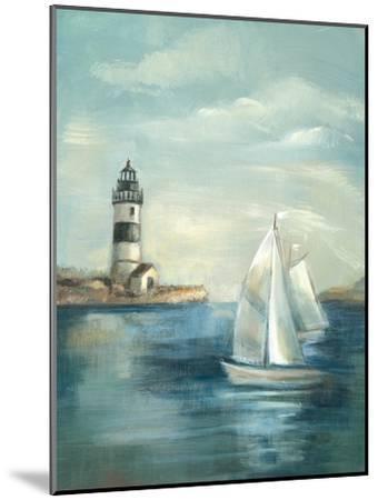 Northeastern Breeze I--Mounted Art Print