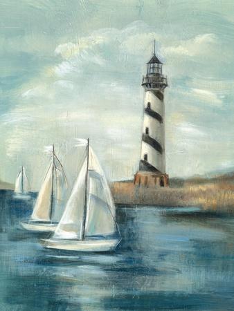 Northeastern Breeze II--Art Print