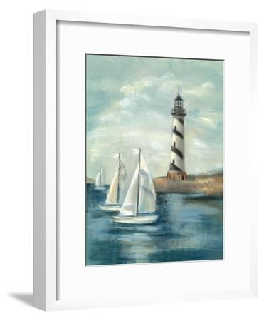 Northeastern Breeze II--Framed Art Print