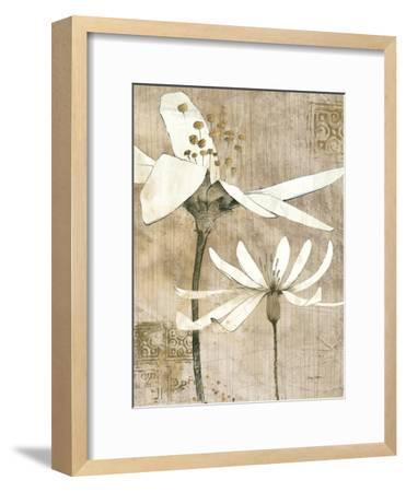 Pencil Floral II-Avery Tillmon-Framed Art Print