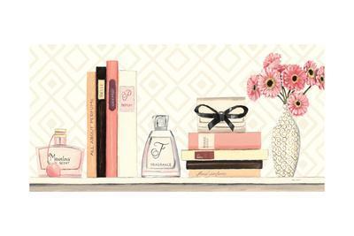 Parfum Chic II-Marco Fabiano-Art Print