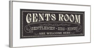 Ladies and Gents II-Pela Design-Framed Premium Giclee Print