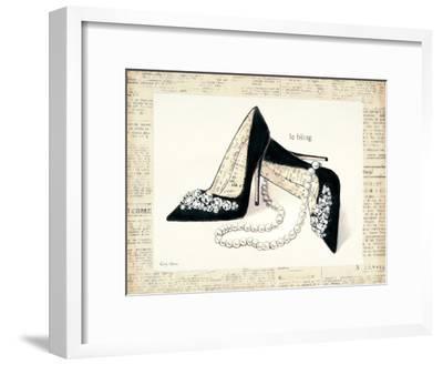 From Emilys Closet IV-Emily Adams-Framed Art Print