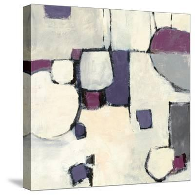 White Out II-Mike Schick-Stretched Canvas Print