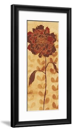 Sarah's Garden II-Sarah Adams-Framed Premium Giclee Print