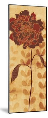 Sarah's Garden II-Sarah Adams-Mounted Premium Giclee Print