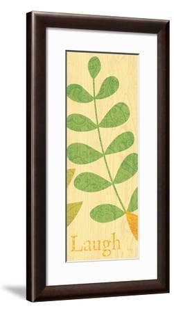 Nature Trio-Veronique Charron-Framed Premium Giclee Print