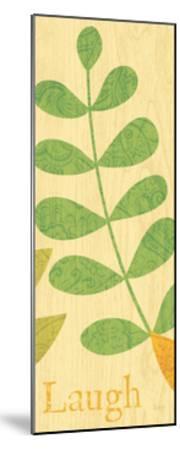 Nature Trio-Veronique Charron-Mounted Premium Giclee Print