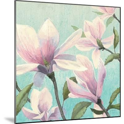 Southern Blossoms I Square-James Wiens-Mounted Premium Giclee Print