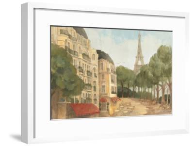 From the Balcony-Albena Hristova-Framed Premium Giclee Print