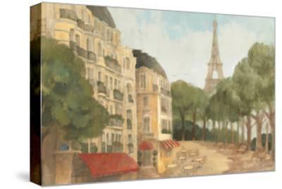 From the Balcony-Albena Hristova-Stretched Canvas Print