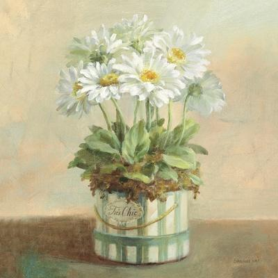 Tres Chic Daisies-Danhui Nai-Art Print