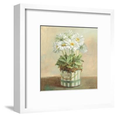Tres Chic Daisies-Danhui Nai-Framed Art Print