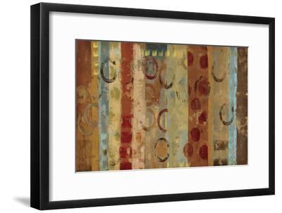 Eastern Magic Carpet-Silvia Vassileva-Framed Premium Giclee Print
