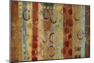Eastern Magic Carpet-Silvia Vassileva-Mounted Premium Giclee Print
